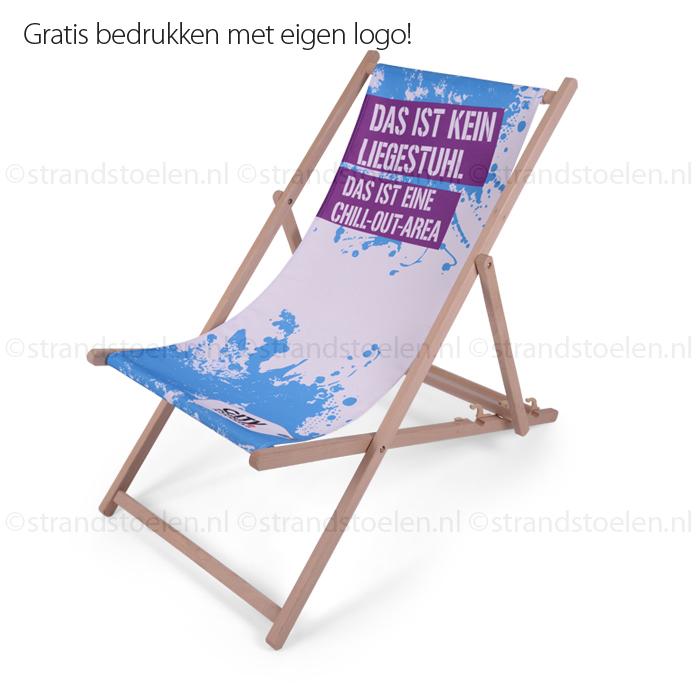 goedkope houten strandstoel