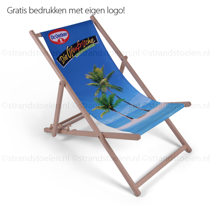 strandstoel custom made