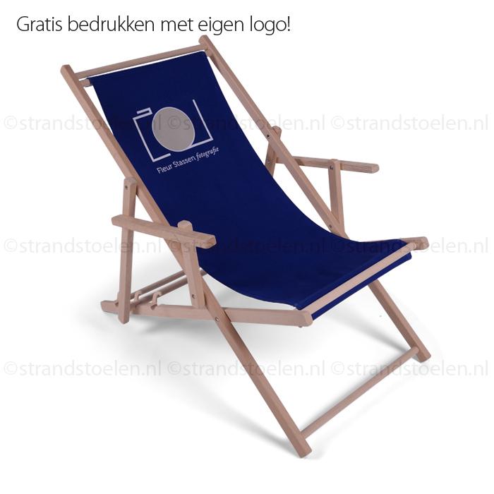 verstelbare strandstoeel