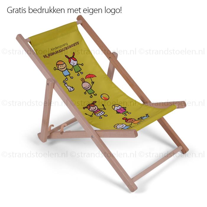strandstoel voor kinderen