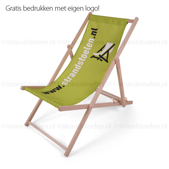 strandstoel laten bedrukken