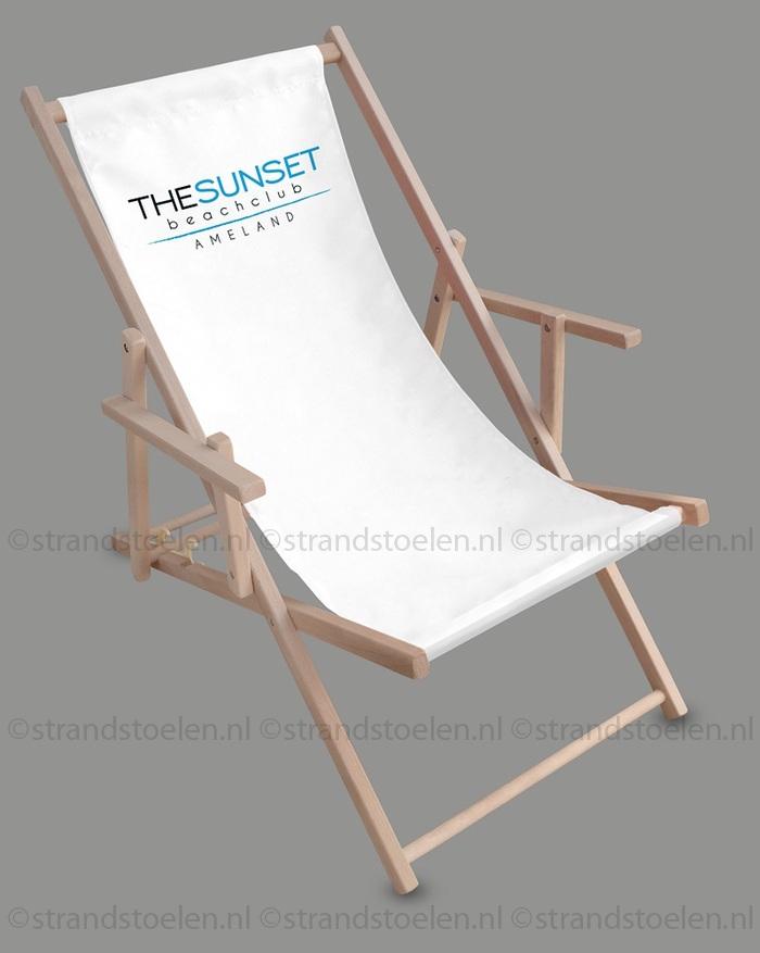 Strandstoel Met Armleuning.Strandstoel Armleuning Bedrukken0000 Strandstoelen Nl